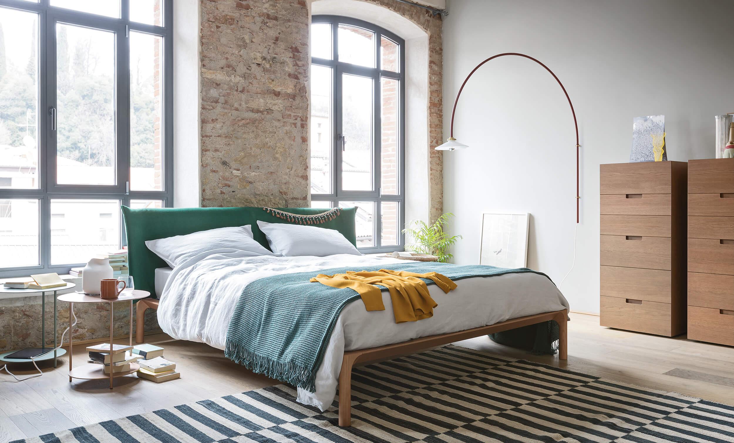 Camere da letto Novamobili